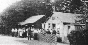 1914 Ladies Clubhouse Opening